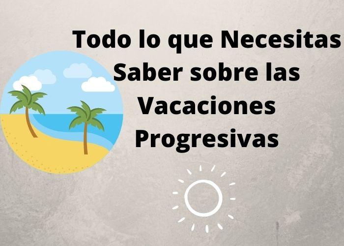 imagen vacaciones progresivas