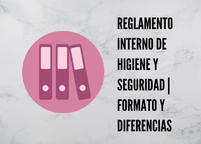 portada reglamento interno de higiene y seguridad